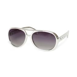 Óculos Elvis Presley Adulto Prata