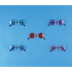 Óculos Redondos Hippie anos 70