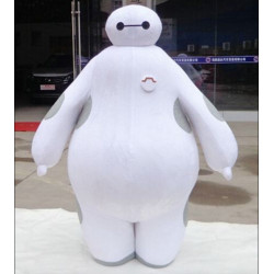 Mascote Operação Big Hero 6