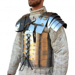 Armadura Medieval Grego Romano Metal Colecionador