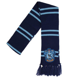 Cachecol Hogwarts Ravenclaw Luxo Harry Potter