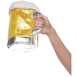 Caneca de Cerveja de Tecido