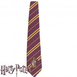 Gravata Harry Potter Luxo Casa Grifinória Gryffindor