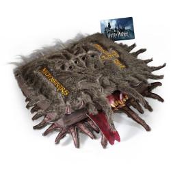 Livro Monstro Harry Potter Luxo