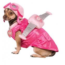 Fantasia Pet Skye Patrulha Canina Paw Patrol