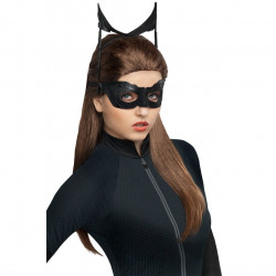 Peruca Adulto Catwoman Mulher Gato Sexy