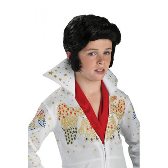 Peruca Elvis Presley Infantil