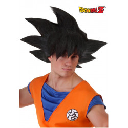 Peruca Goku Dragon Ball Adulto