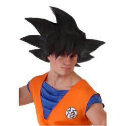 Peruca Goku Dragon Ball Adulto