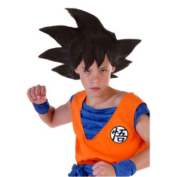 Peruca Goku Dragon Ball Infantil