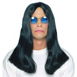 Peruca Ozzy Osbourne Adulto