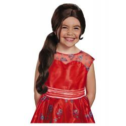 Peruca Princesa Elena de Avalon