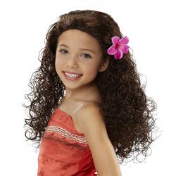 Peruca Princesa Moana Infantil