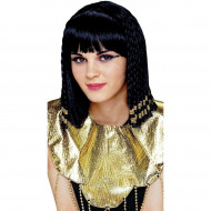 Peruca Rainha Cleópatra Luxo