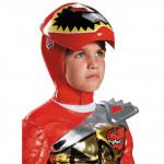 Fantasia Power Rangers Dino Charger Vermelho Elite