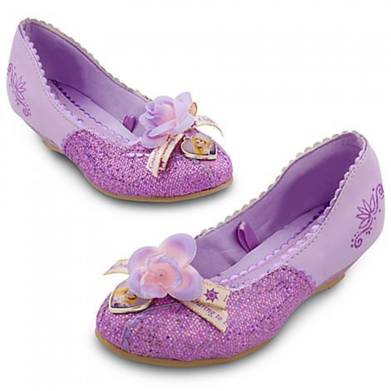 b624f14211 Sapatilha Rapunzel Infantil