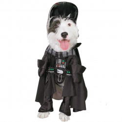Fantasia para Cachorro de Darth Vader Star Wars