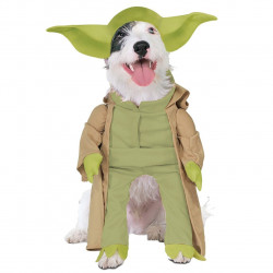 Fantasia para Cachorro do Yoda Star Wars