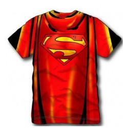 Camiseta do Super Homem Infantil