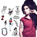 Tatuagem Amy Winehouse