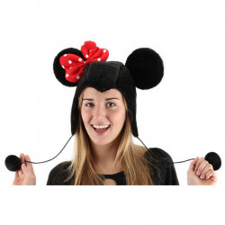 Touca Capuz da Minnie Mouse Disney