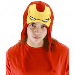 Touca Capuz do Homem de Ferro Iron Man Os Vingadores