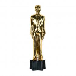 Troféu de Premiação Oscar Grammy Masculina