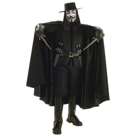 Fantasia V de Vingança Vendetta Adulto