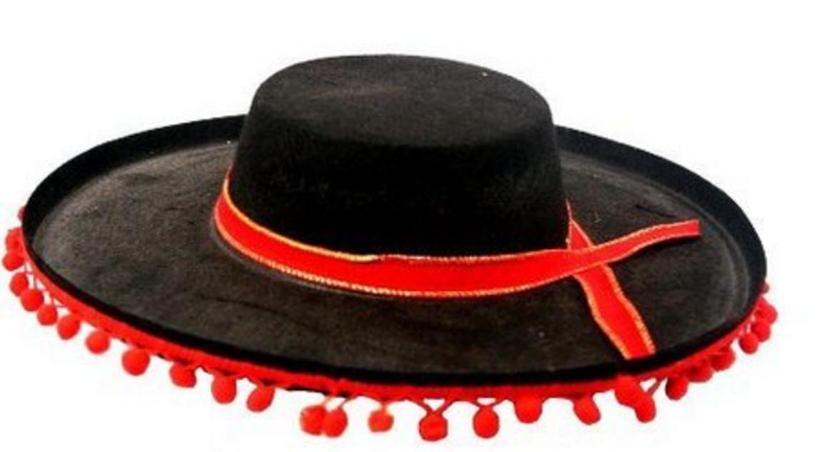 Chapéu de Toureiro Elite 5269175b37e