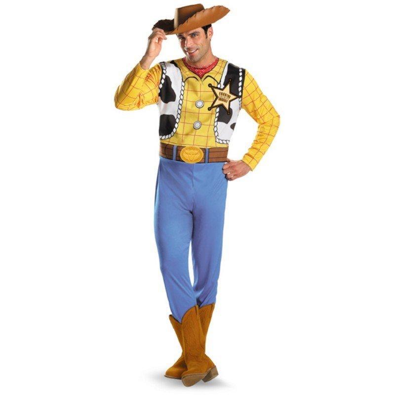 f35c8f4800aca Fantasia Woody Toy Story Adulto